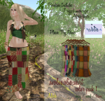 .evolve.olio.skirt. (color pack 1) {ad}